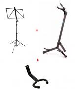 Conjunto Intermediário de Acessórios para Instrumentos Musicais