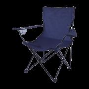Cadeira Dobrável Alvorada Azul - Nautika