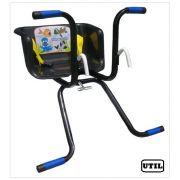 Cadeirinha Infantil para Bicicleta Stilo Básica Preta