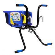Cadeirinha Infantil para Bicicleta Stilo Básica Azul