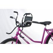 Cadeirinha para Bicicleta Barra Circular - Altmayer