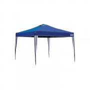 Gazebo X-Flex Oxford com Silvercoating Azul 3m x 3m