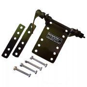 Suporte Veicular Altmayer Al-241 Mini Rack Transbike eixo 9mm (3/8) - Altmayer