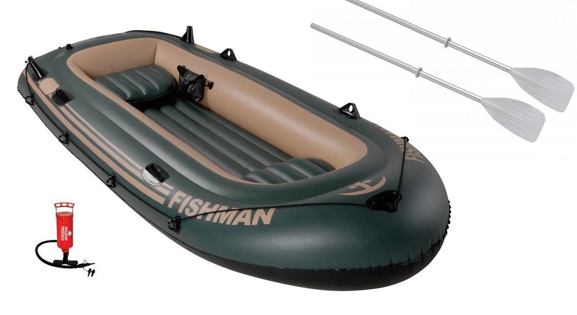 Barco Fishiman 400 - Mor  - Loja Portal