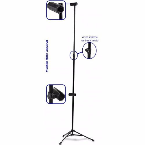 Pedestal para Banner Slim com Garras - Vector  - Loja Portal