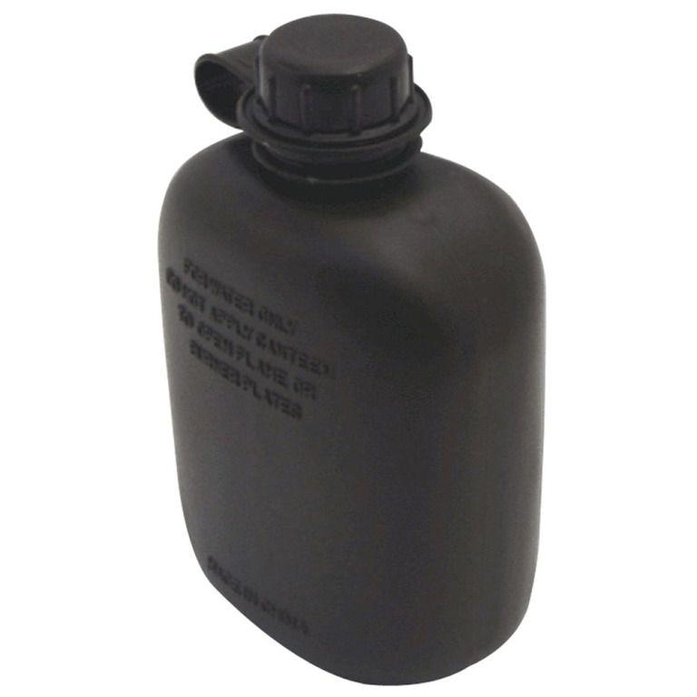 Cantil de Plástico Preto 900ml - Nautika  - Loja Portal