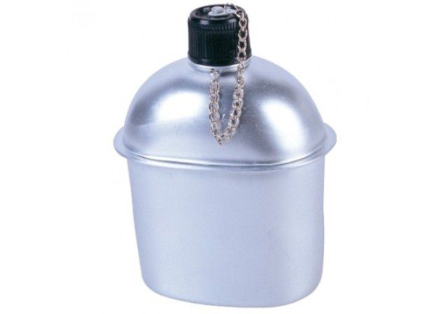 Cantil de Alumínio Verde 900ml - Nautika  - Loja Portal