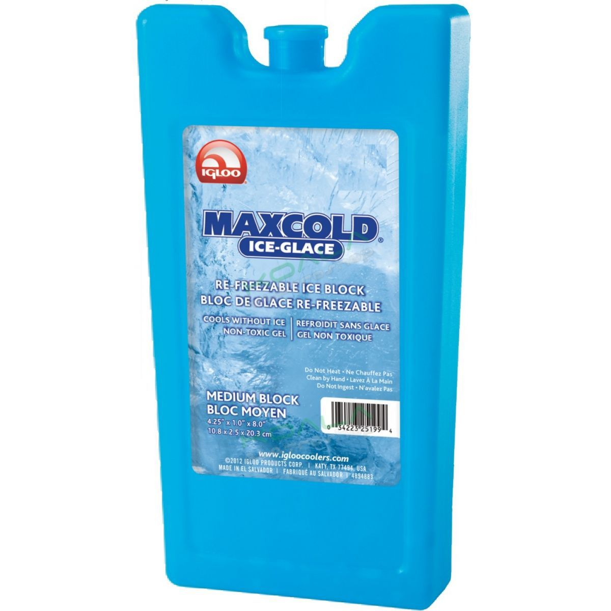 Gelo Artificial em Blocos Maxcold Ice Freezer Blocks - Nautika  - Loja Portal