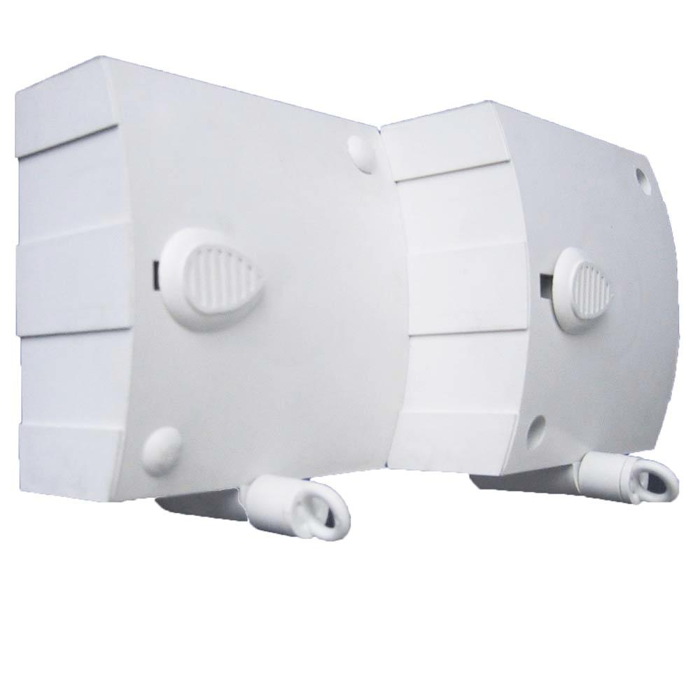 Varal de Parede 2 Módulos Automático StendMax - Maxeb - Loja Portal