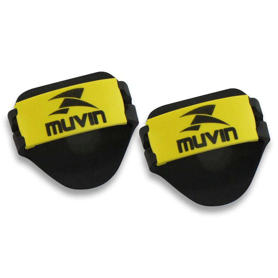 Par de Luvas para Musculação em Eva - Muvin