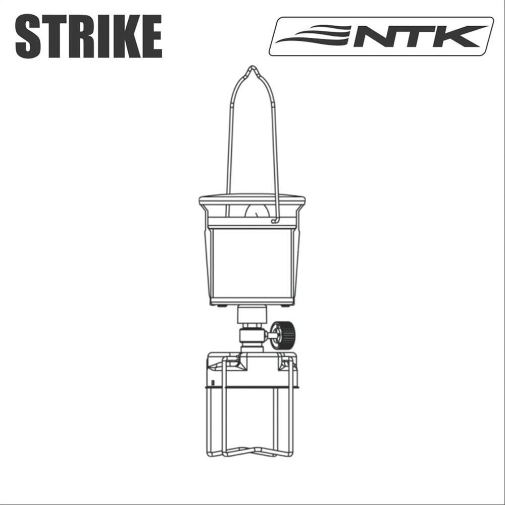 Lampião Strike - Nautika - Loja Portal