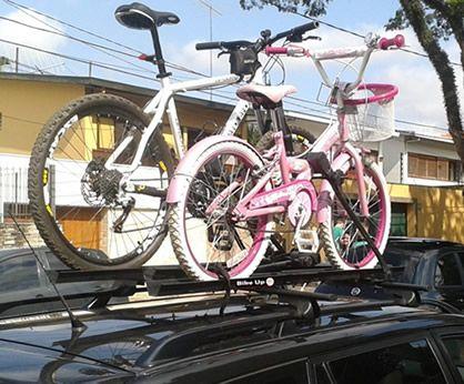 Transportador de Bicicletas para Teto Bike Up  - Loja Portal