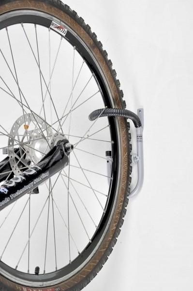 Kit com 02 Suportes de Parede Verticais para 01 Bicicleta - Altmayer - Loja Portal