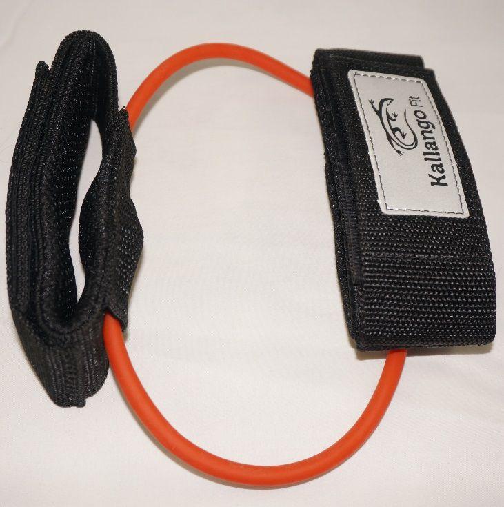 Extensor Elástico para Pernas Intensidade Fraco - Kallango Fit - Loja Portal
