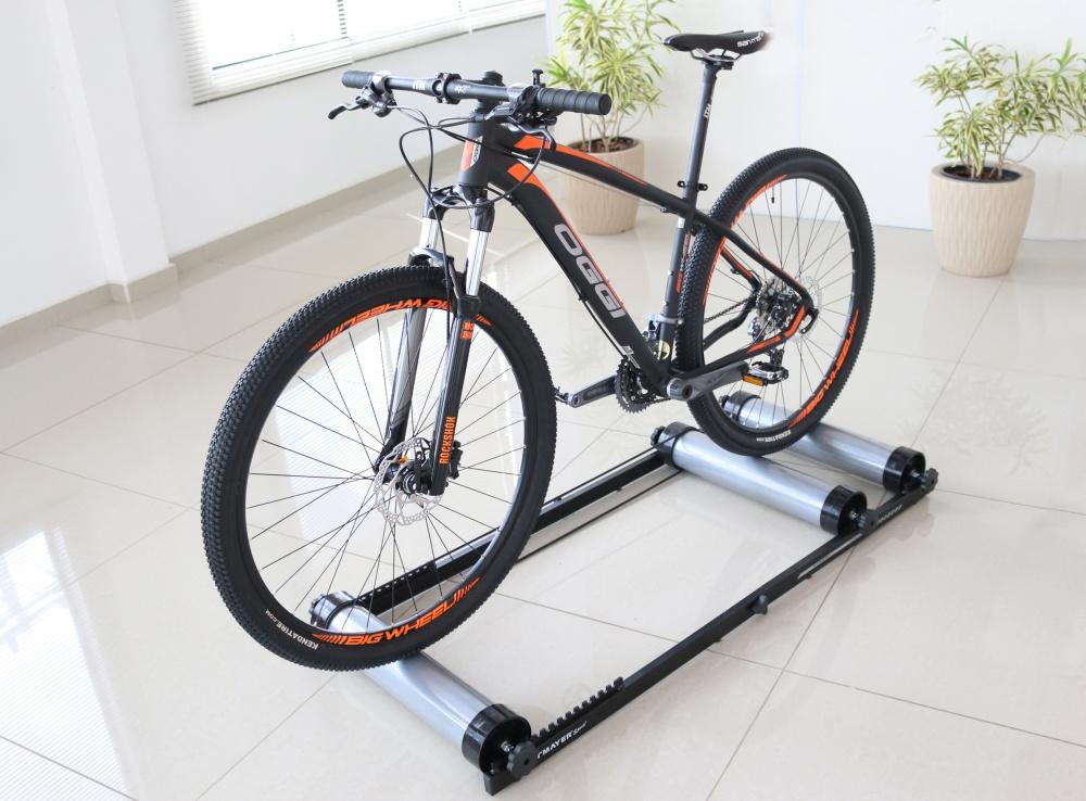 Rolo de Treino Livre em Bike Desmontável Altmayer AL-216 - Loja Portal