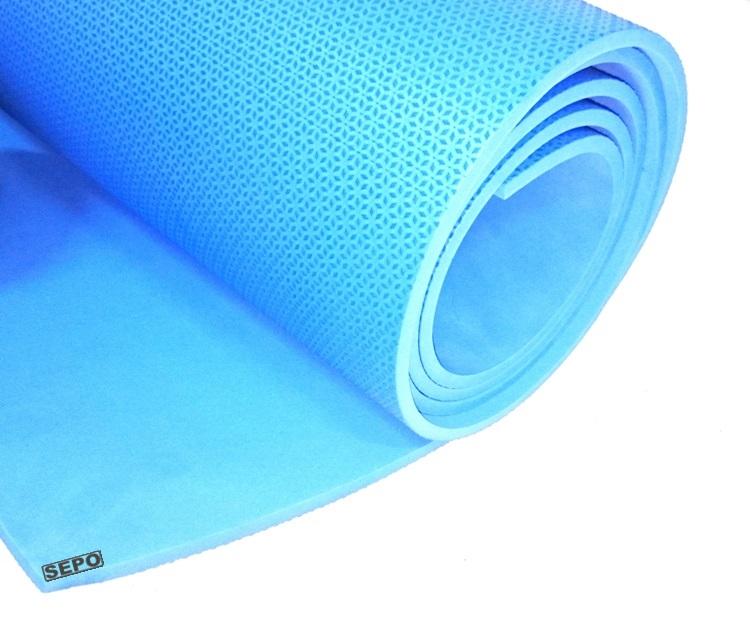 Tapete para Yoga em Eva com Bolsa de Transportes - Kallango Fit - Loja Portal