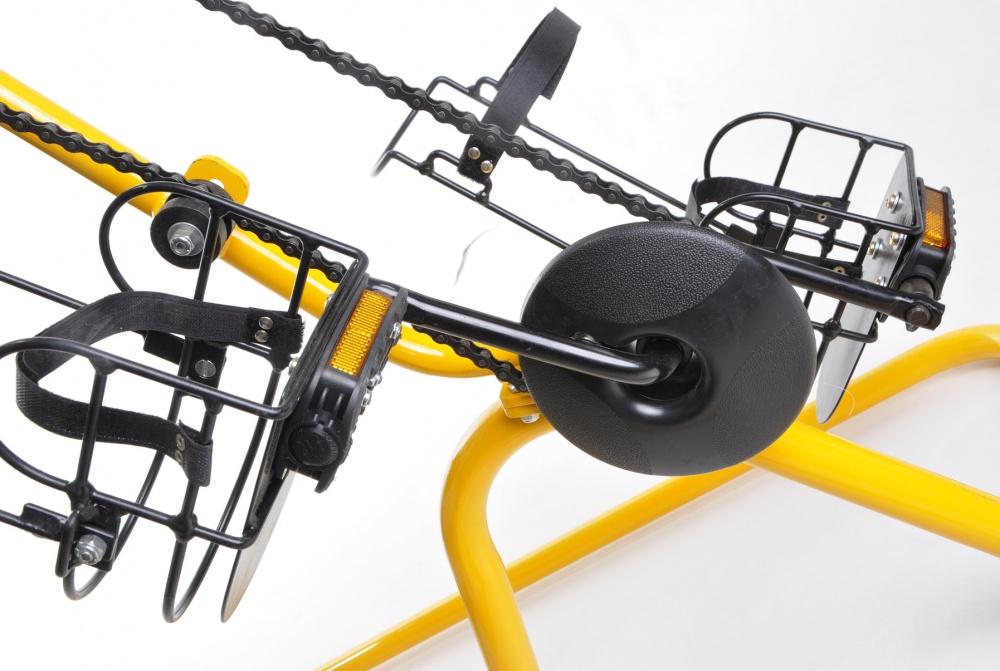 Bicicleta Fisio P/ Exercícios Pés E Braços Altmayer Al-131 - Loja Portal