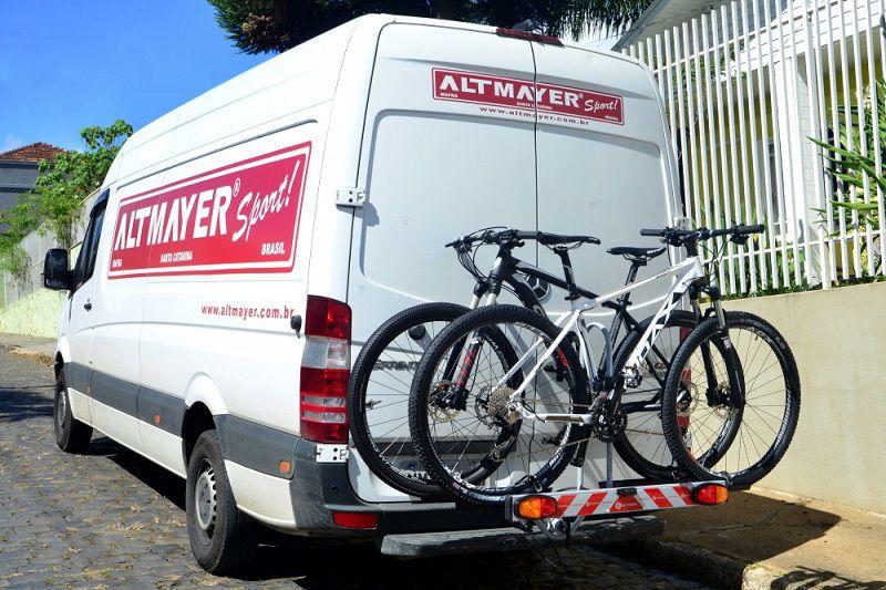 Transbike Bola com Canaleta e Sinalizador - Altmayer  - Loja Portal