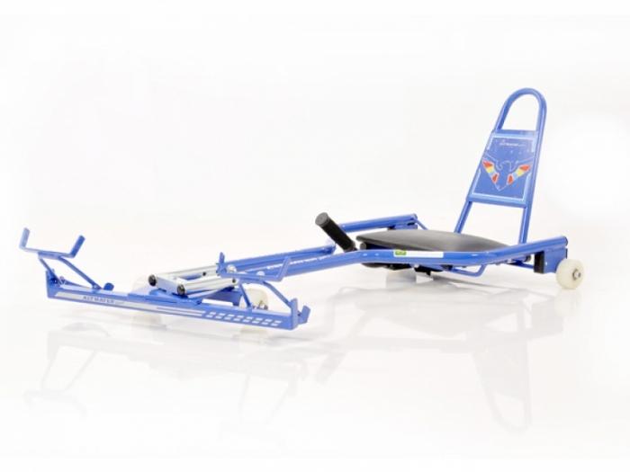 Carrinho Rolimã - Skate Kar - Azul - Altmayer - Loja Portal