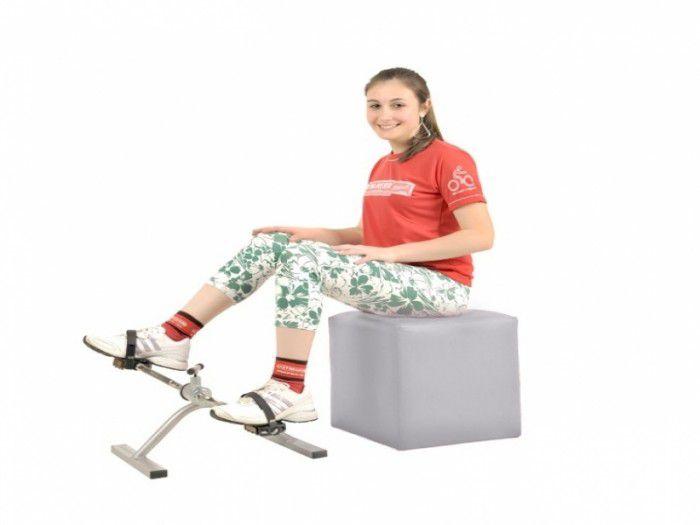 Pedal Cicle Altmayer AL-13 para Fisioterapia e Fortalecimento  - Loja Portal