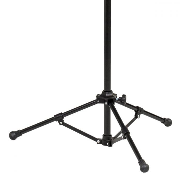 Pedestal para 01 Microfone - Vector - Loja Portal