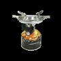 Fogareiro de Aço Inoxidável Apolo + Cartucho de Gás 190g - Nautika - Loja Portal