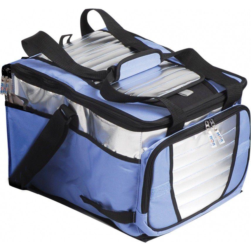 Bolsa Térmica/Cooler 36 Litros Com 01 Divisória - Mor  - Loja Portal