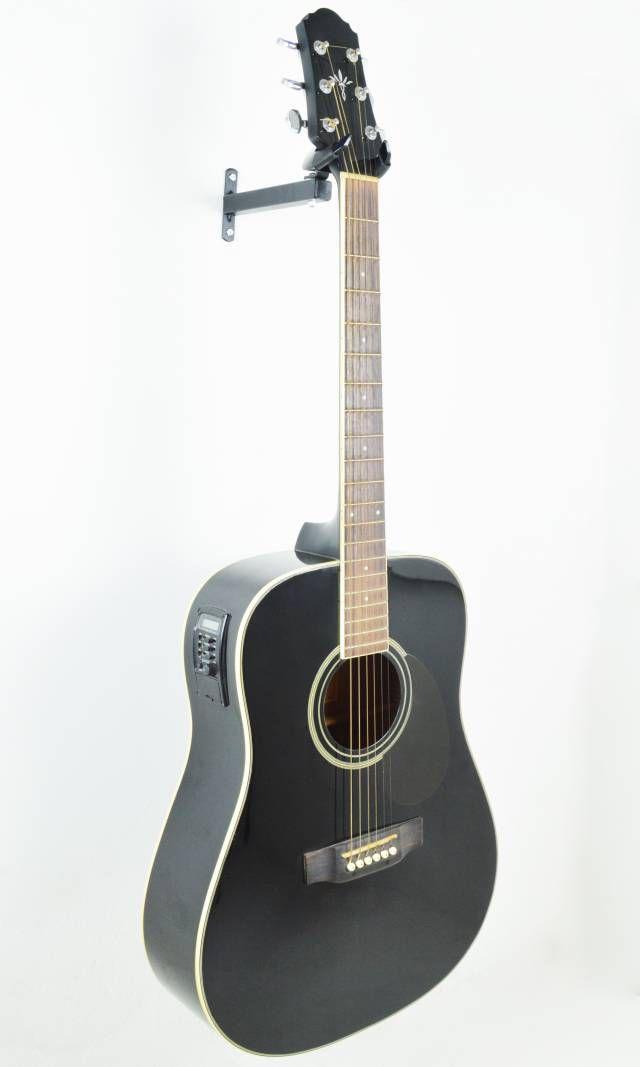 Suporte de Parede para Violão, Guitarra, Baixo e Cavaquinho com Articulação - Ask - Loja Portal