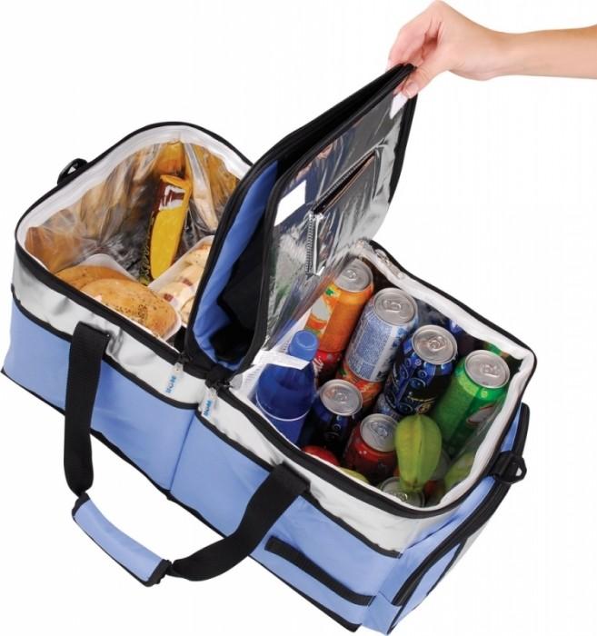 Bolsa Térmica/Cooler 48 Litros Com 02 Divisórias - Mor - Loja Portal