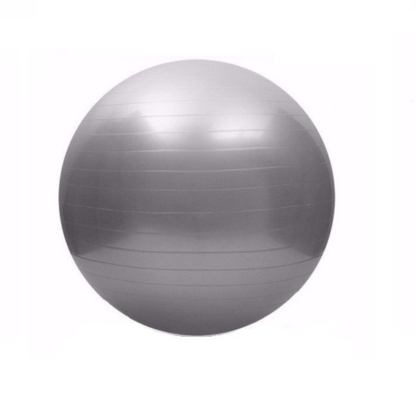 Bola para Pilates 75cm Azul + Bomba de Inflar - Loja Portal