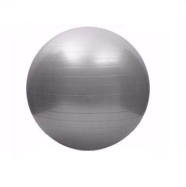 Bola para Pilates 75cm + Bomba de Inflar  - Loja Portal