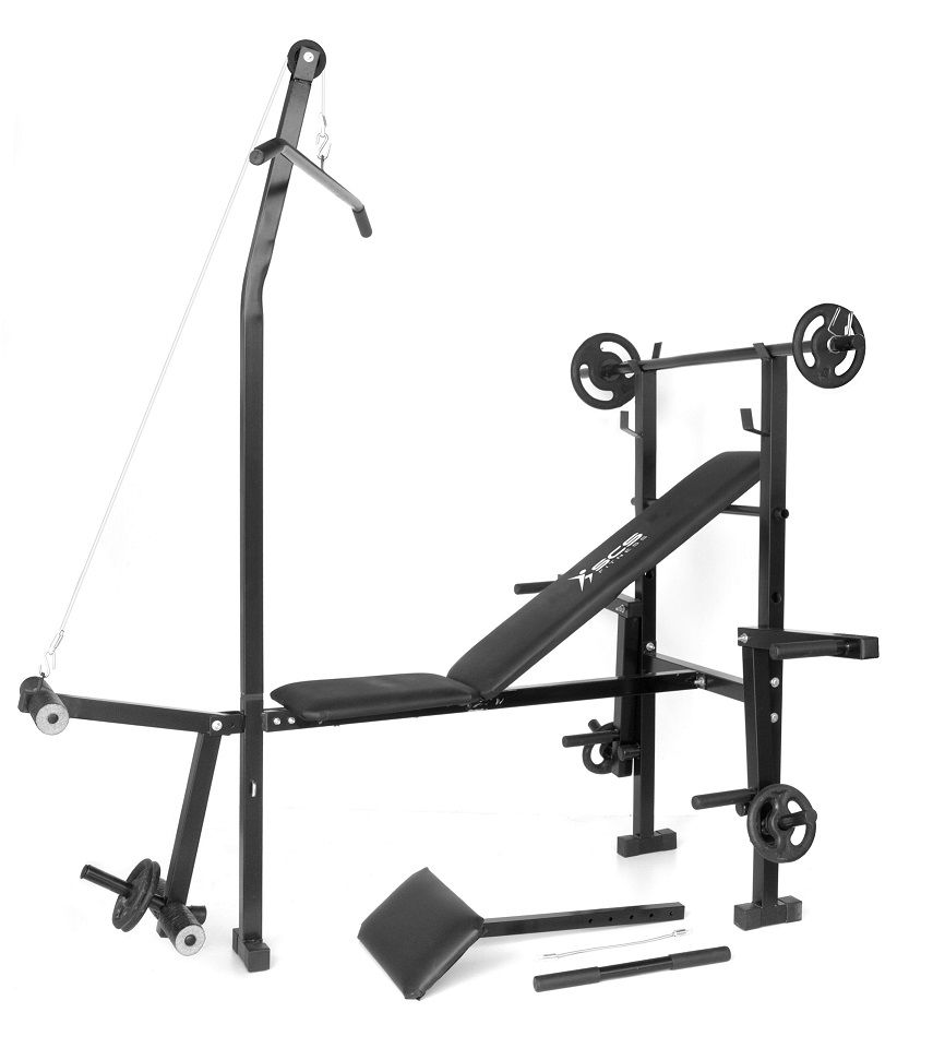 Estação de Musculação Star Gym S600  - Loja Portal