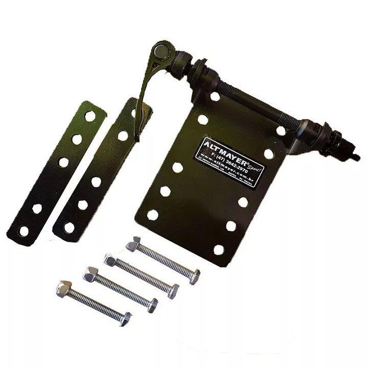 Suporte Veicular Altmayer Al-241 Mini Rack Transbike eixo 9mm (3/8) - Altmayer - Loja Portal