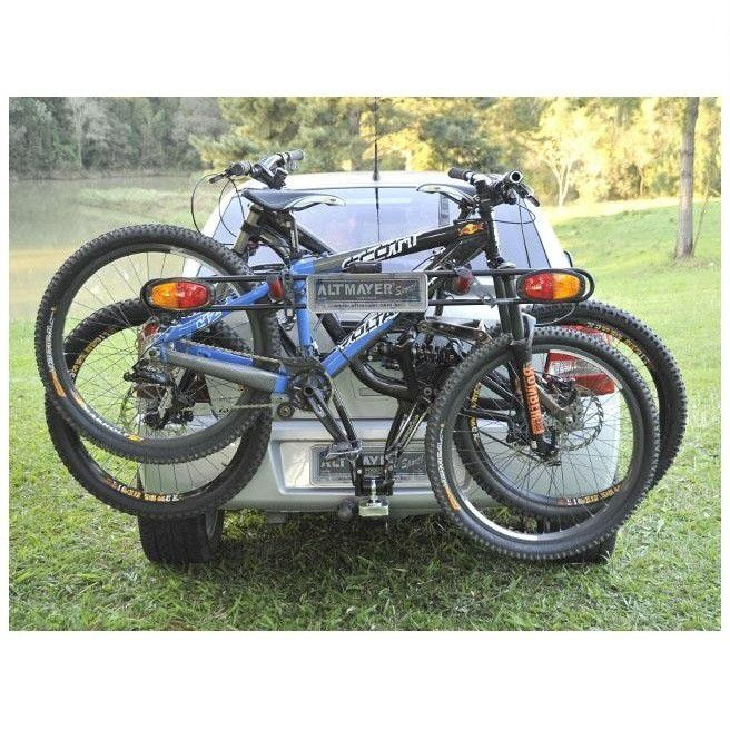 Suporte Veicular Transbike para 03 Bikes Altmayer AL-16 - Loja Portal