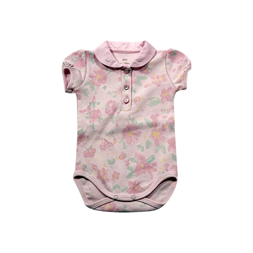 10.381 - Body c/ Silk Floral Aquarela