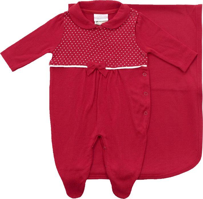 11.441 - Saída Maternidade Silk Poá