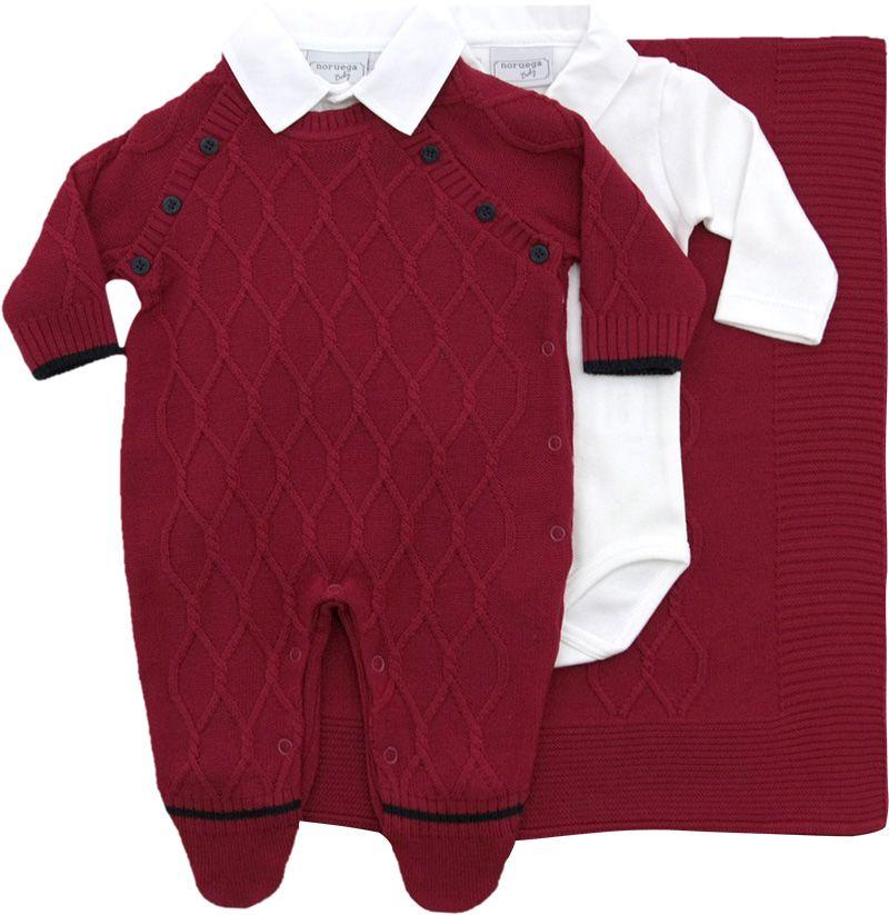 11.523 - Kit Maternidade Listras