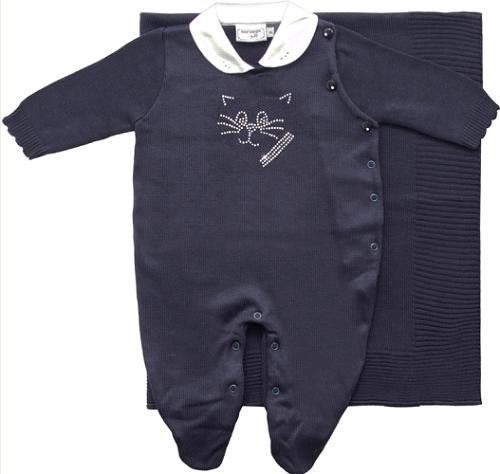 11.562 - Kit Maternidade Patch Gato