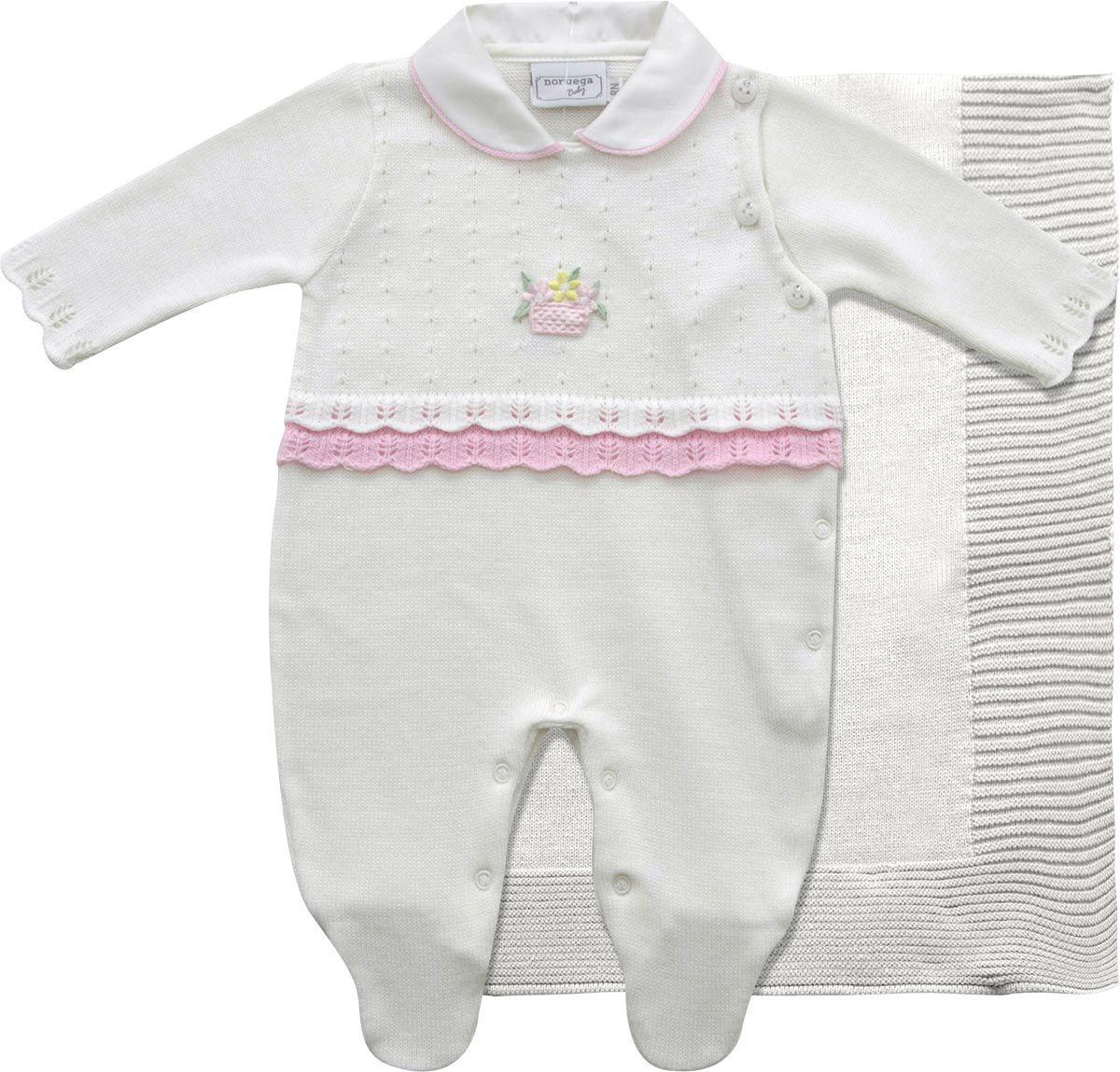 11.564 - Saída Maternidade Patch Cesta