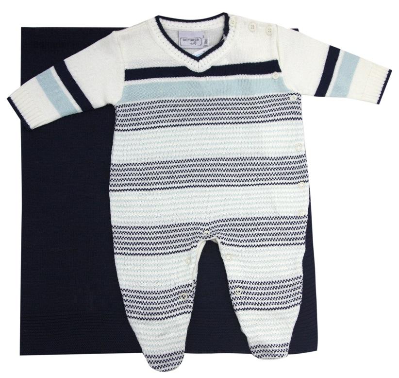 11.924A - Saída Maternidade Listrado