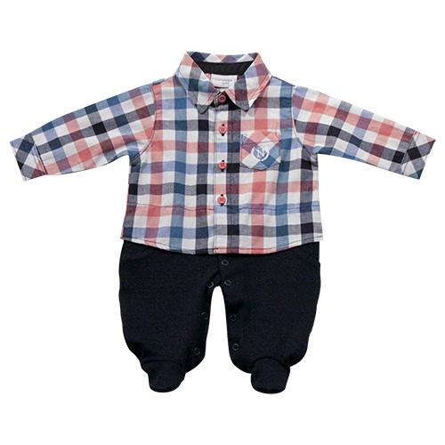 12.732 - Macacão Com Camisa