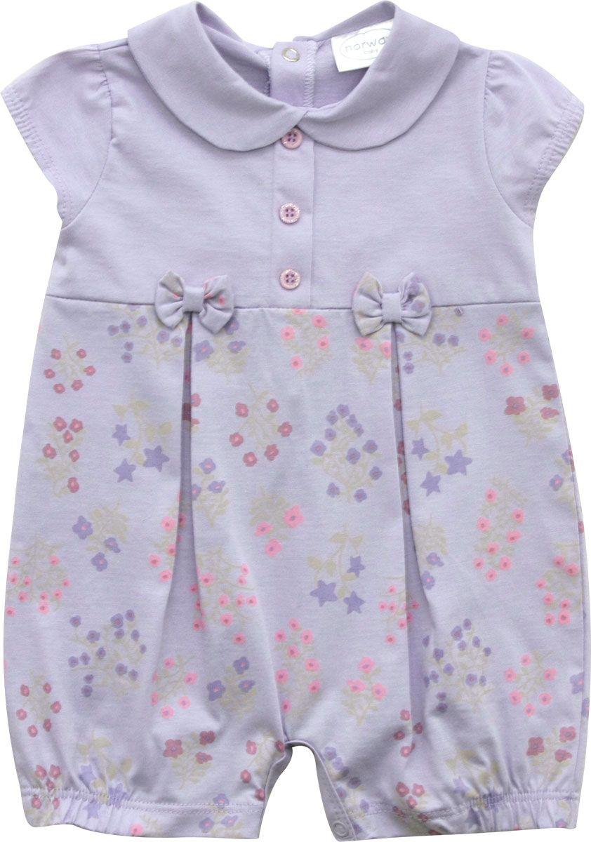 12.0114 - Macacão Silk Floral