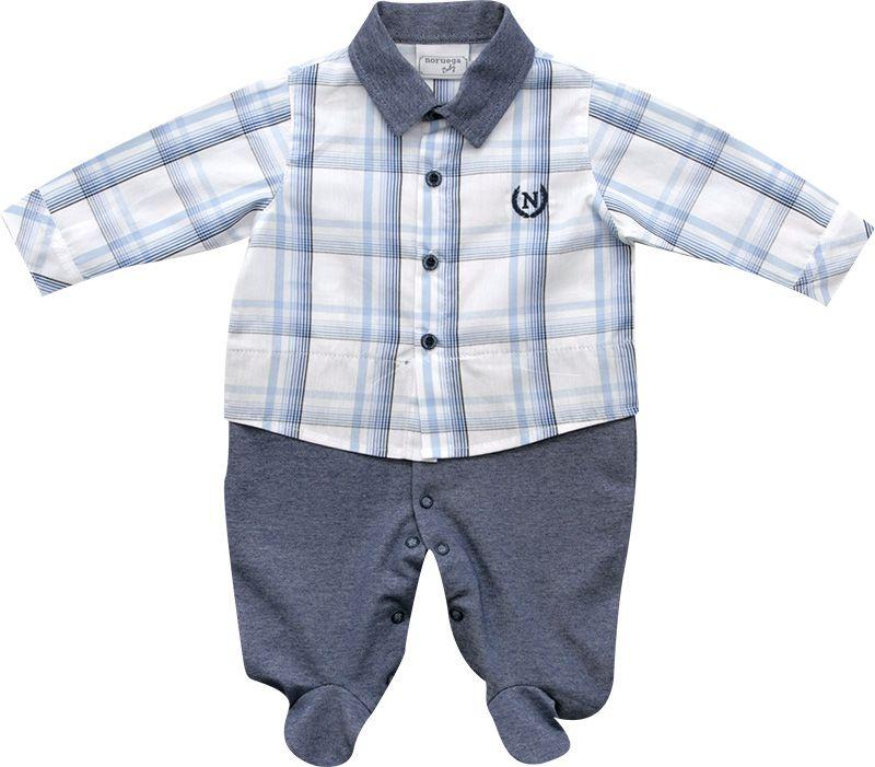 12.0158 - Macacão de Camisa