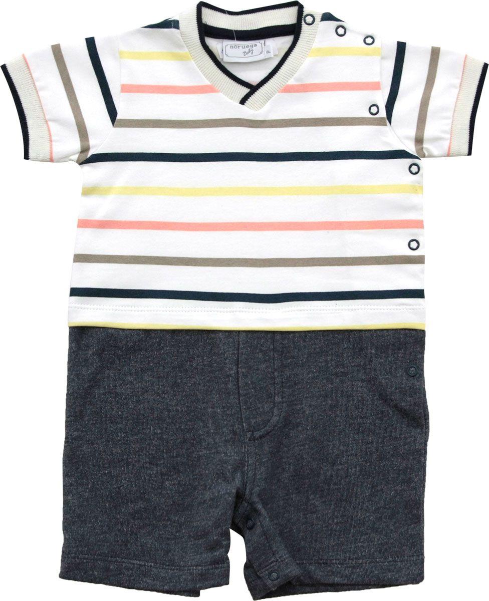 12.0338 - Macacão Malha Jeans