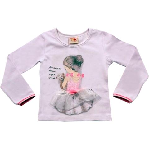 Blusa Bailarina - Nini & Bambini