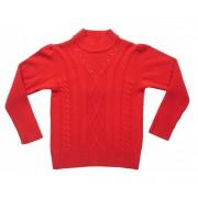 Sweater com tranças