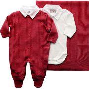 11.467 - Saída Maternidade Aran com Body