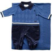 11.500 - Kit Maternidade Ponto Losangos
