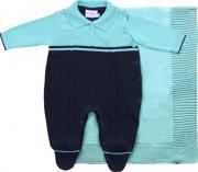 11.573 - Kit Maternidade com Tranças