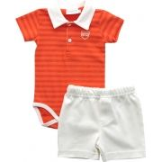 20.595 - Conjunto Body Gola Polo
